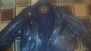 Касуха,  коженная куртка фирмы Пантера,  оригинал